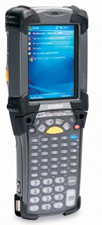 Мобильная торговля - Коммуникатор Motorola/ Symbol MC35
